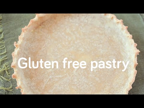 How to make gluten free pastry