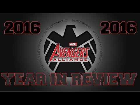 Marvel: Avengers Alliance - 2016 Year in Review (Must See!)