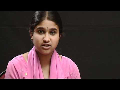 Sweaty Hands Healing - Tamil Christian Testimony