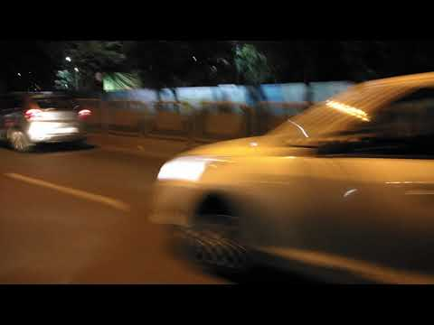 Pune to Chinchwad Night Ride Part 2 - Pune Metro Review