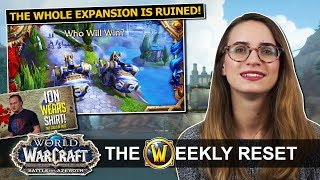 Why Battle For Azeroth Is NOT A PvP Expansion And Talking Classic WoW! World Of Warcraft News