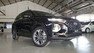 Hyundai Grand Santa Fe 2.2 Diesel 2019 [tm] In Depth Review Indonesia