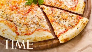 German Pizza Delivery Stalker: Someone Keeps Sending This Man Free Pizza, Sushi & Greek Food | TIME