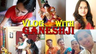 Celebration of Ganesh Chaturti | Ganapti Bappa Moraya