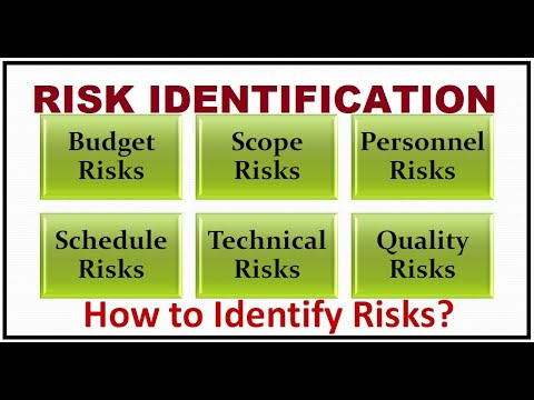 How to Identify Risks? Risk Management Video