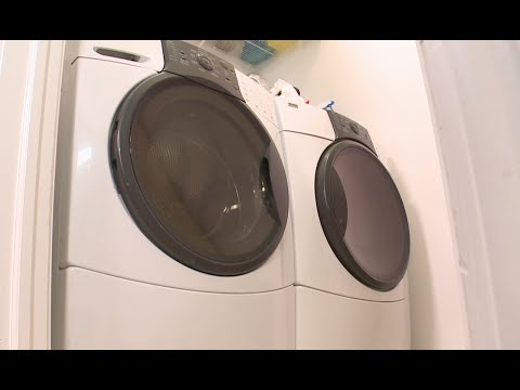 Quick Fix: Mildew in Front Load Washer