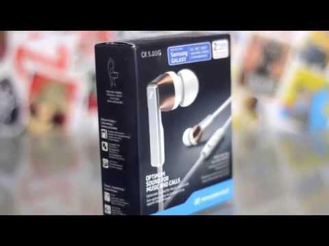 Sennheiser CX 5.00G Review- The Best In-ear Headphones