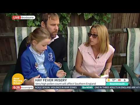How To Beat Hayfever | Good Morning Britain