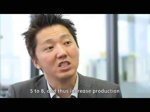 Biggest Indoor Farming by Sony Company in Japan
