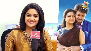 Keerthi Suresh Interview: Vijay Gives Equal Space Script To His Actresses   Bairavaa