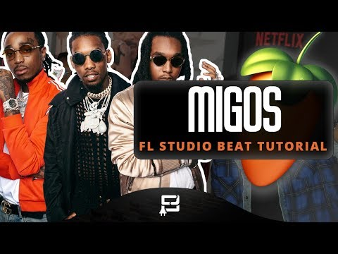 How To Make A Migos Type Beat On FL Studio 12 | Creating a Murda Beatz 2018 Hip-Hop/ Rap Styled Beat