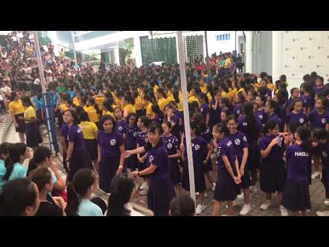 RGS 2018 Open House Snippets School Cheers (Screams)