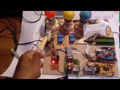 GSM Based Industrial Devices Controlling Using Arduino Android SMS App