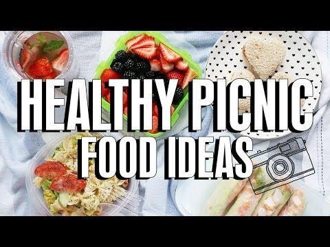 Healthy Picnic Food Ideas