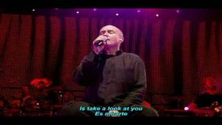 Phil Collins  A Groovy Kind Of Love  Una Clase Maravillosa De Amor Subtitulos Ingesp