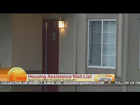 SHRA Housing Wait List