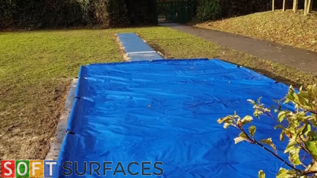 Multisport Synthetic Long Jump Installation in Colchester, Essex | Synthetic Long Jump