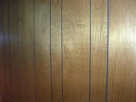 Shell Busey's OmBuseyMan Blog - Painting Wall Paneling