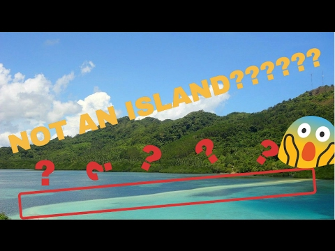 SNAKE ISLAND ISN'T AN ISLAND?? PALAWAN TOUR PT2!!