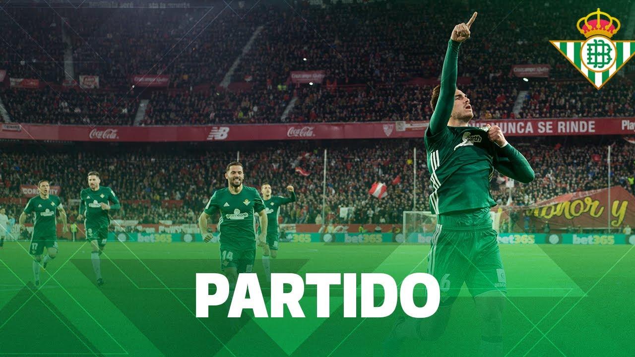 Sevilla FC 3-5 Real Betis (LaLiga 2017/2018) | PARTIDO COMPLETO | Real Betis Balompié