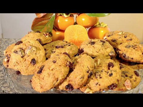 How To Bake Persimmon Cookies-Food Recipes
