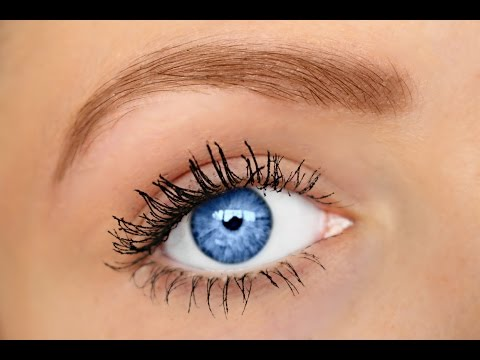 How to get LONG, THICK eyelashes with mascara! GUARENTEED RESULTS!