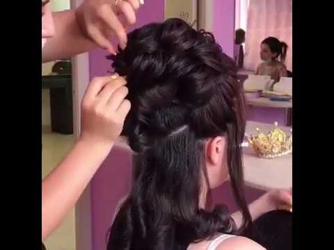 New hairstyle 2018 female
