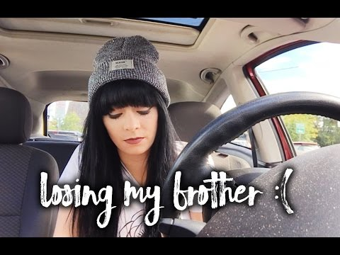 VLOG: Losing my brother