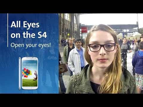 All eyes on the S4