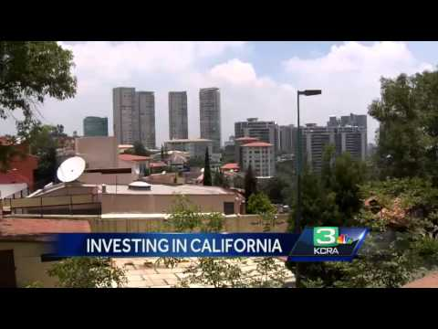 Governor Brown in Mexico for economic summit