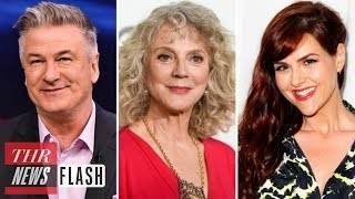 Alec Baldwin, Blythe Danner and Sara Rue Returning to