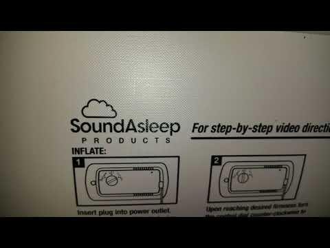 SoundAsleep Products air mattress fail