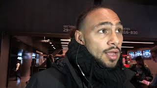 Keith Thurman Breaks Down Mayweather Style Mitts And Hopes Broner Doesn
