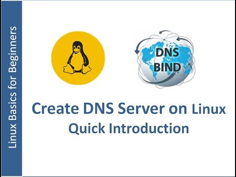 DNS Server Installation and Configuration on RHEL 7  Quick Intro