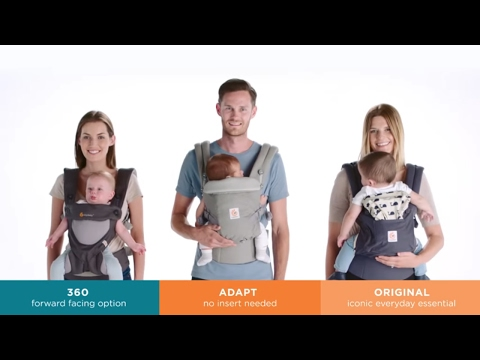 Which Baby Carrier is Right for You? | Ergobaby