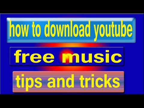 How to Download Music For Youtube Without Any Copyright - Hindi/urdu