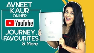 Avneet Kaur Talks About Her YouTube Journey, Favourite YouTuber & More