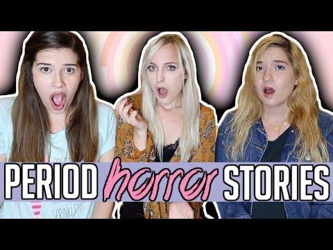 CRINGE WORTHY PERIOD HORROR STORIES