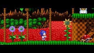 Sonic Mania exe (Mod) v0 4 Demo (Knuckles exe)