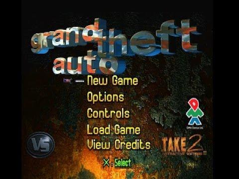 PSX Longplay [362] Grand Theft Auto - (Part 1 of 3)
