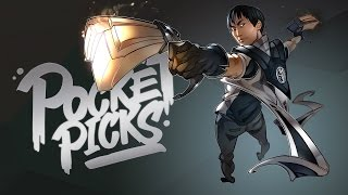 Download Pocket Picks: Doublelift's Lucian Video