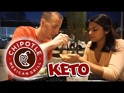 Low Carb Chipotle Options   Great Keto Takeout Spot - What To Get!