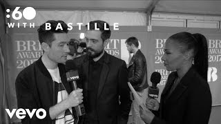 Bastille - :60 With - Live from The BRIT Awards 2017 (Vevo UK)