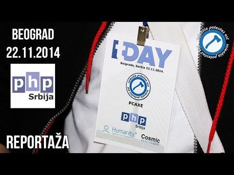 T-Day 2014 - PHP Srbija - reportaža [PCAXE.COM]