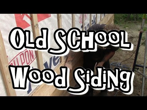 Old Fashioned Wood Siding How HOW Does It