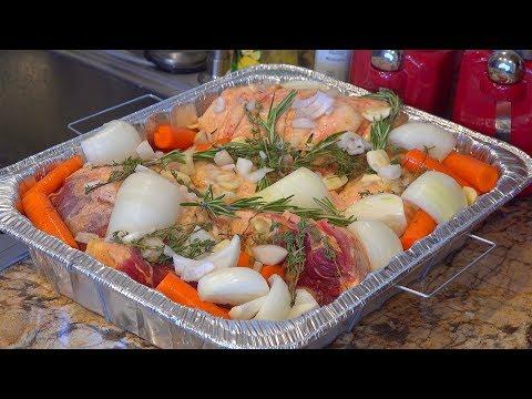 Wild Hog Ham & Shoulder (2 recipes- 1 Video) both are AMAZING!!! Tasty Tuesday!