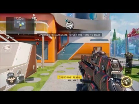 World's Fastest Uplink in Call of Duty Black Ops 3
