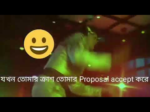 When your crush accept your Proposal