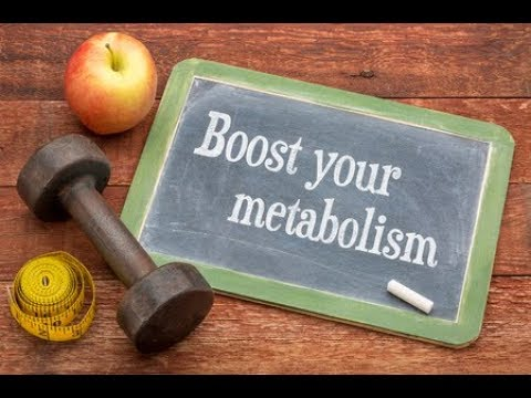 2 Proven Ways To Boost Your Metabolism