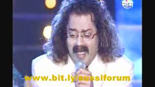 Shreya ghoshal ,Hariharan performing Jogwa song- Jeev Dangla at Ajay-Atul concert
